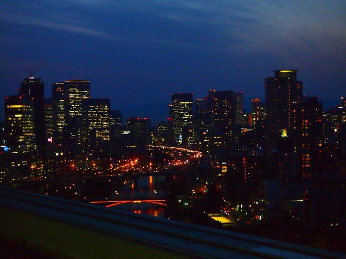 夜景も美しい!