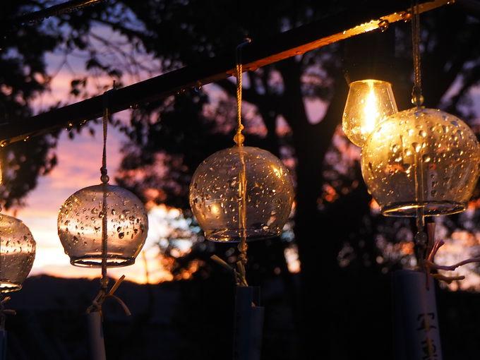 幻想的!夕景&ライトアップ