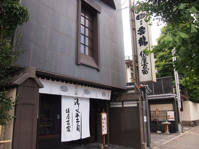 俵屋吉富「烏丸店」