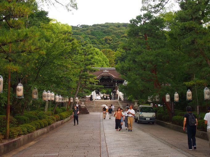 大谷祖廟参道