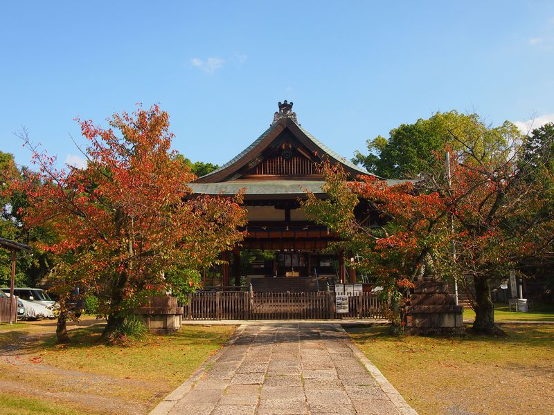 太閤さんとの知られざるご縁!京都東山・新日吉神宮