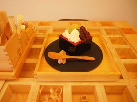 特産の「枡」で美味しく!岐阜県大垣市「masu cafe」