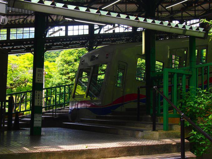 「叡山ケーブル」の魅力と特徴
