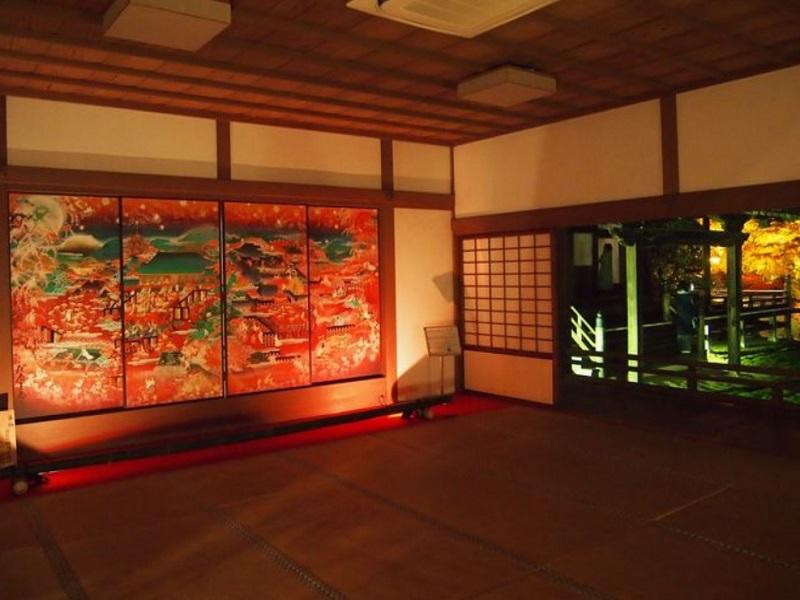 お寺と現代アートの融合
