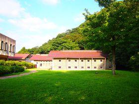 岐阜市のレトロ可愛い建築「水の資料館」&「水の体験学習館」