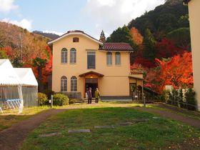 細部までアート!レトロな洋館と伝統的な奥座敷 京都「和中庵」