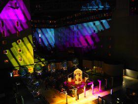 「京都駅ビル光のファンタジー2019」古都の冬を彩るライトアップ