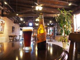 愛知「半田赤レンガ建物」で歴史が味わえる「カブトビール」を堪能