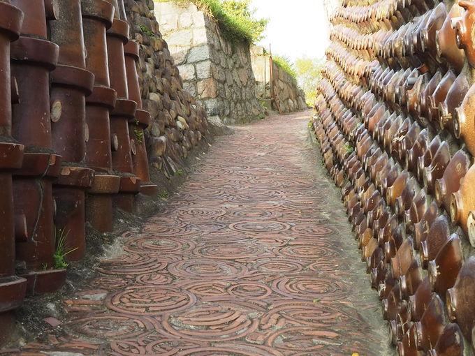歴史とアートを味わう散歩道