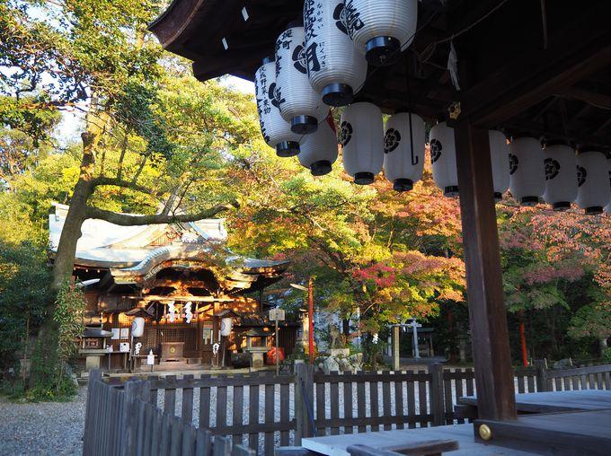 粟田神社「本殿」