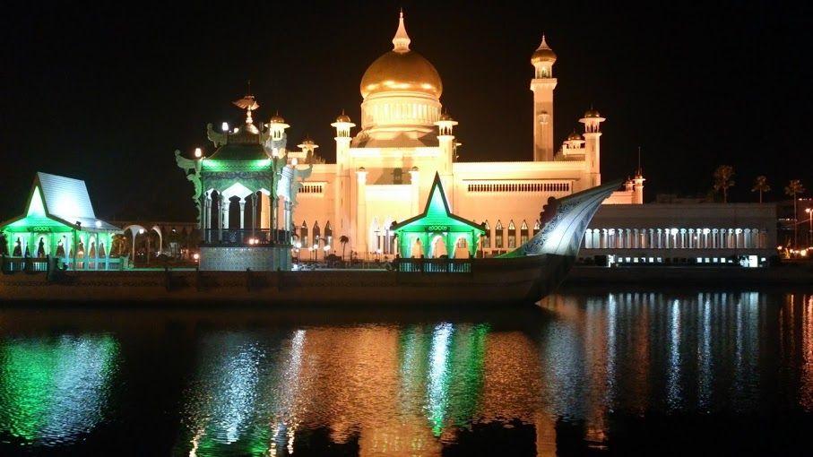 (3)イスラムの神秘、モスクを見学