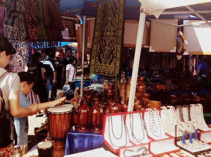 (4)物価の安いアジアの魅力、ショッピングや美食を楽しむ!