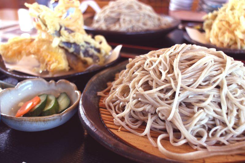 自分で打った蕎麦が美味!那須高原『高林坊』で蕎麦打ち体験