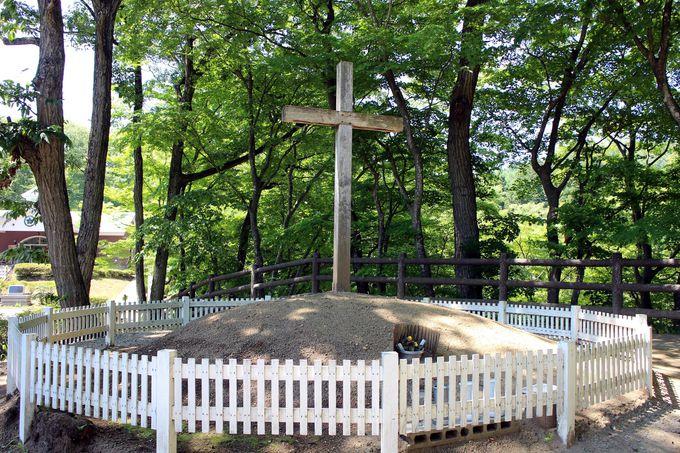 ゴルゴダの丘で身代わりになったはずのイスキリの墓がなぜ?