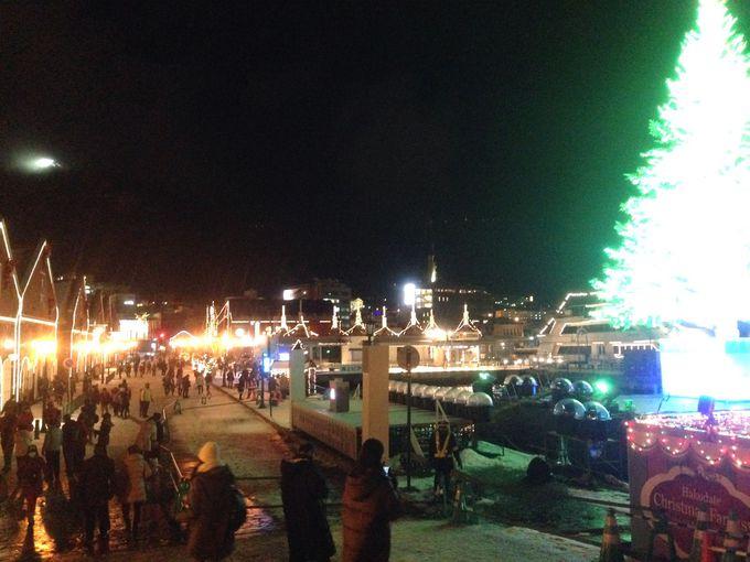 函館のクリスマスイベントはやっぱり「クリスマスファンタジー」