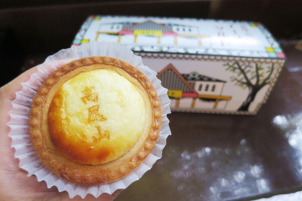 温かいのも冷たいのもおいしい人気の洋菓子!高尾山スミカ「高尾山チーズタルト」