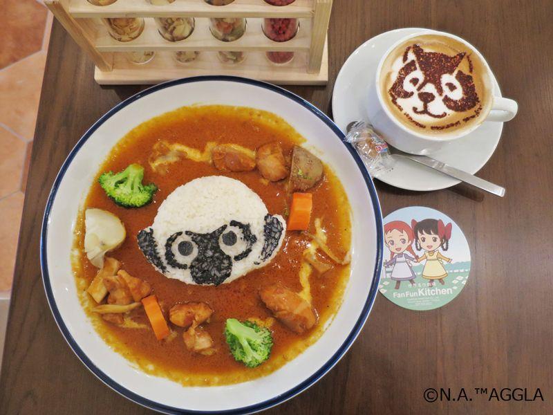 あのキャラクターに会える!神奈川「世界名作劇場 Fan Fun Kitchen」がおいしくて楽しい!