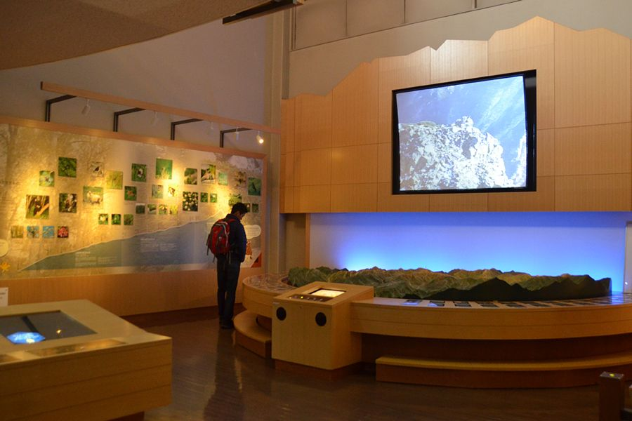 自然や動物に関する情報収集ならここ!「立山自然保護センター」