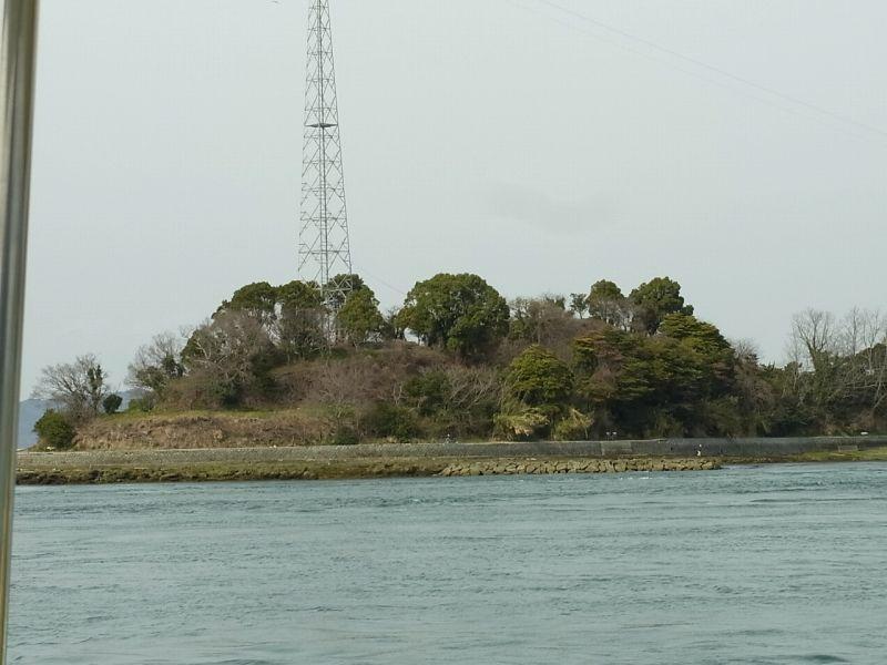 うず潮の名所と、村上水軍ゆかりの島々