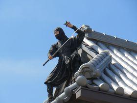 気分は時代劇スター!!親子で変身☆京都・東映太秦映画村