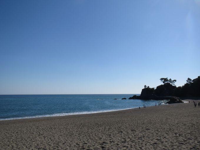 龍馬が愛した地、太平洋を一望できる高知県の名勝「桂浜」