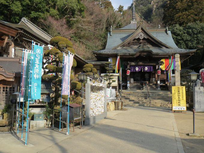 結願の寺で歴史を感じる