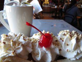 サンフランシスコで「ギラデリチョコ」とパフェを絶対食べたい♪