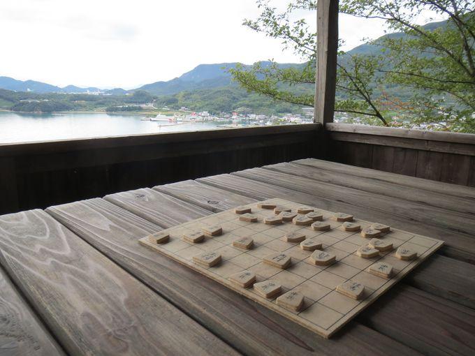 桜の名所はあの作品のロケ地「城山桜公園」
