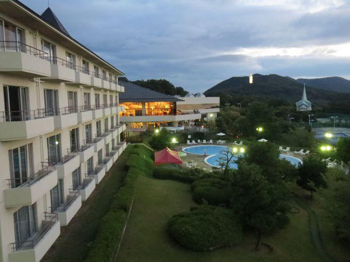 4.リゾートホテル オリビアン小豆島