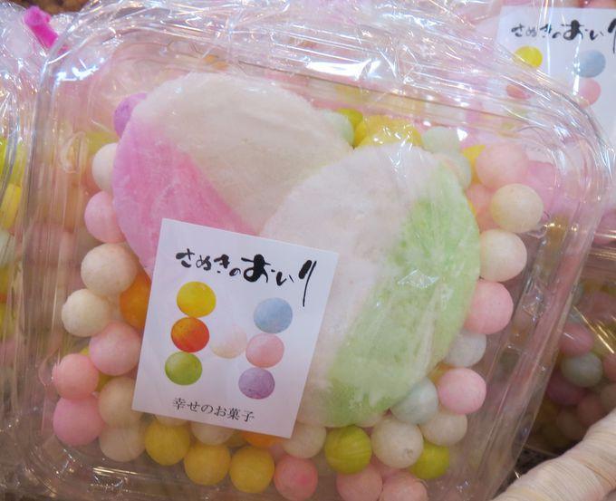 マツコさんも夢中になった幸せのお菓子「おいり」