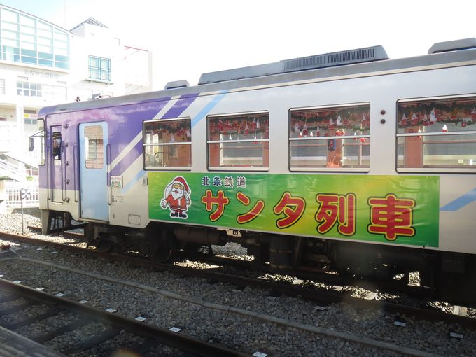 イベント列車も盛りだくさん!