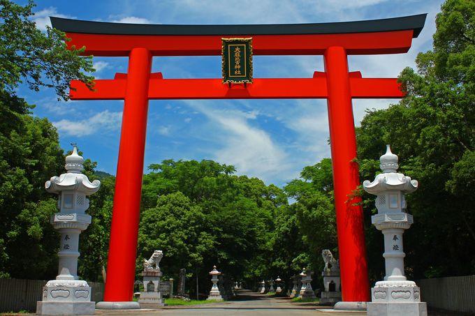 徳島きってのパワスポ「大麻比古神社」で厄をぶっとばそう!