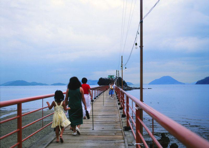 参拝できるのはなんと年に一度!子供の神様「津嶋神社」三豊市