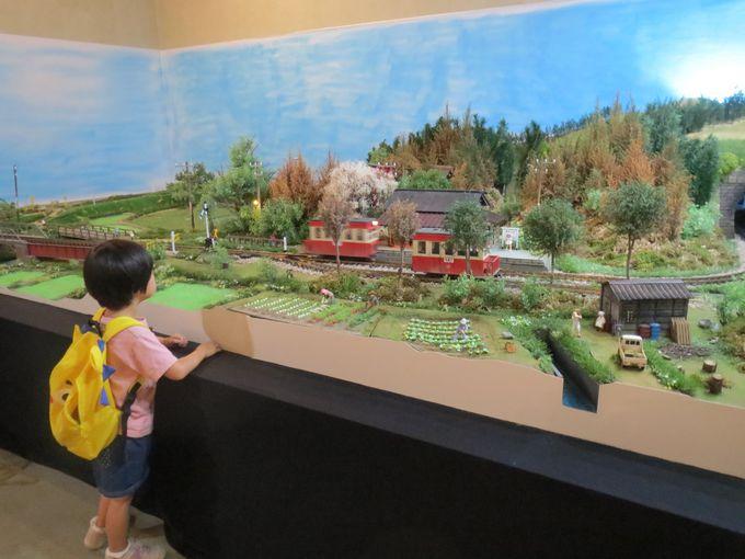 鉄道好きにはたまらない「銚電写真館 中井精也ギャラリー」
