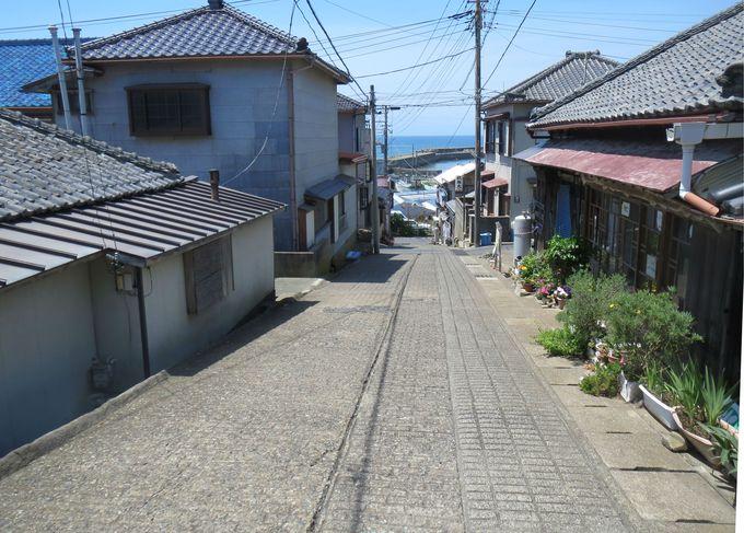 外川駅からノスタルジックな町歩きも