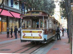 楽しすぎ!サンフランシスコ名物「ケーブルカー」で街めぐり