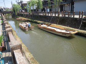 水郷の町に流れるゆる〜い時間 千葉の小江戸「佐原」で舟めぐり