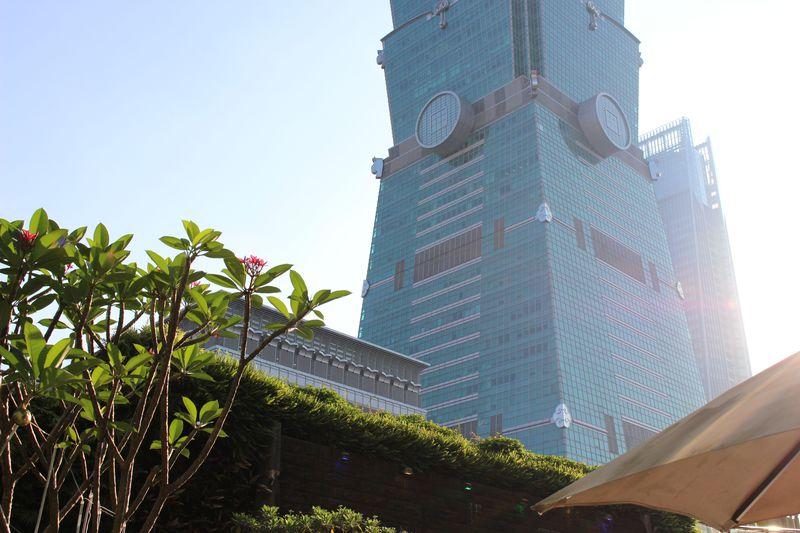 台北101が目の前!「スパークルホテル(思泊客)」は駅もすぐそば