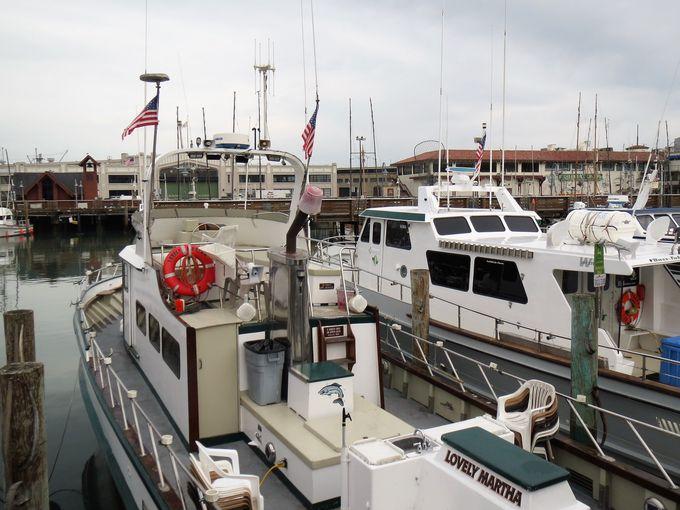 港町の雰囲気が素敵「フィッシャーマンズワーフ」