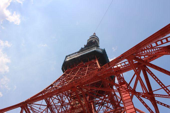 東京タワーはパワースポット