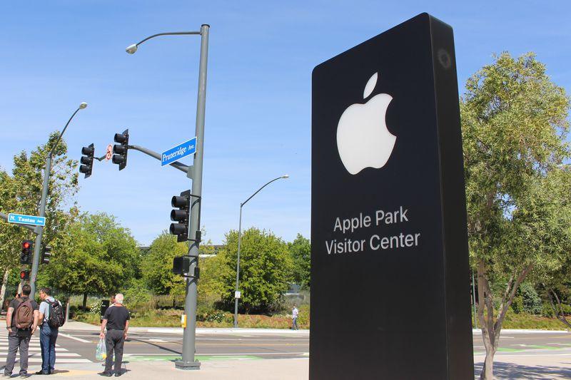 Appleの聖地訪問!シリコンバレー・アップルパーク ビジターセンター