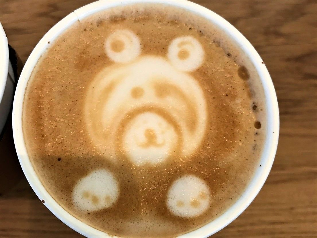 カフェの注文はもちろんiPadで