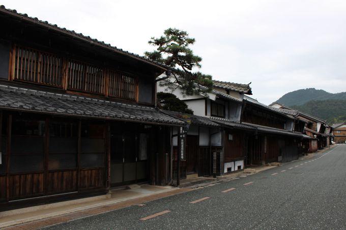 和紙とうだつと野口五郎さんの故郷「美濃市」