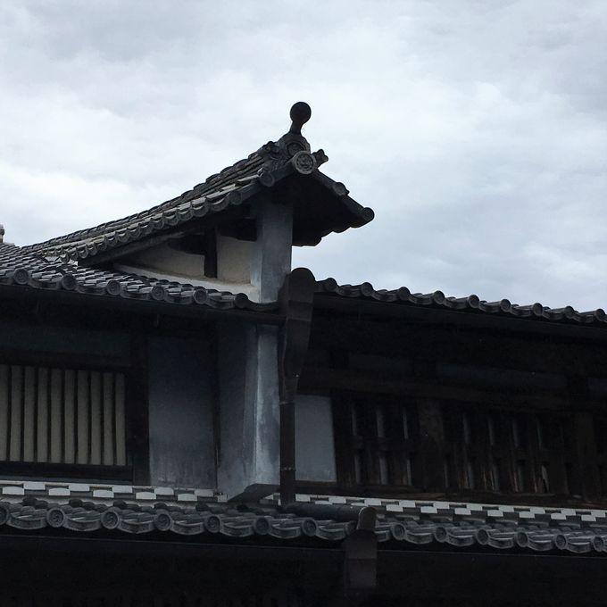 「旧今井家住宅・美濃史料館」で三つのポイントを探せ!