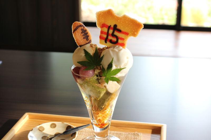 ラグビー応援パフェに日本刀アイスも!関市観光おすすめスポット