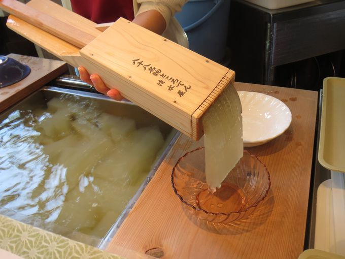 香川のパワースポットで頂く230年の味