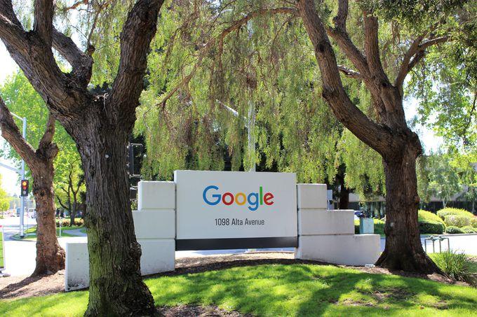 グーグル本社(Googleplex)は東京ドームと同じ広さ