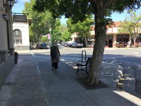 ゆっくり旅するシリコンバレー「キャンベル」古き良きアメリカの町