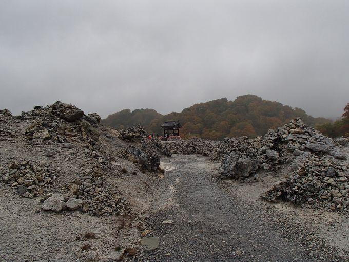 恐山菩提寺 地獄と極楽が同居する不思議な空間