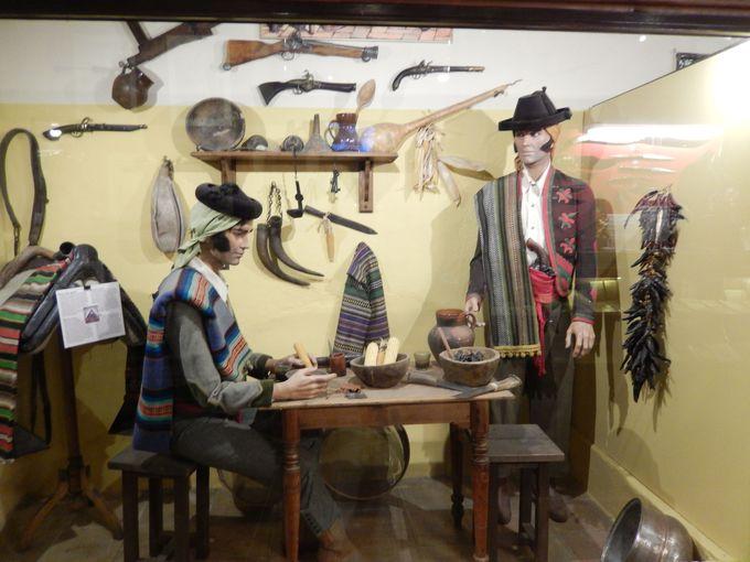 ちょっと怖いロンダの歴史を知る山賊博物館(MUSEO DEL BANDOLERO)